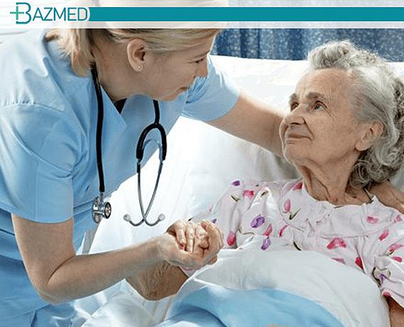 Уход за пожилыми лежачими больными находящимися в здравом уме